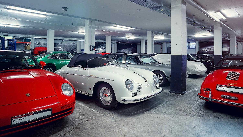 Porsche Classic liefert Klassiker-Teile aus dem 3D-Drucker