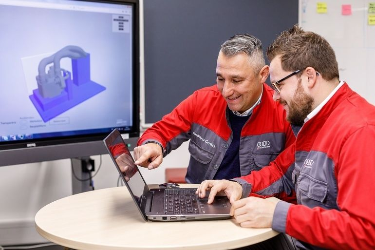 The_3D_printing_specialists_at_Audi's_Böllinger_Höfe_site_have_teamed_up_with_trinckle,_a_company_based_in_Berlin,_to_develop_innovative_design_software._The_Audi_e-tron_GT_is_the_first_vehicle_for_which_3D_printing_is_an_established_part_of_preparations_