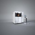 Gedruckt wurden die Greifer auf einem 3D-Drucksystem EOS P 396