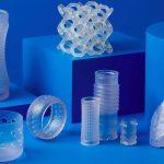 Beispiele für den 3D-Druck mit dem Flexible 80A Resin Kunststoffharz.