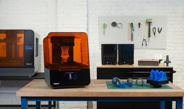 Formlabs-Investition-SLA-Technologie-3D-Druck