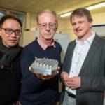 Shiqi Fang, Stefan Wilhelm, Professor Dirk Bähre