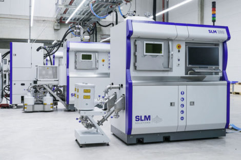3d-drucker SLM Solution, SLM 260
