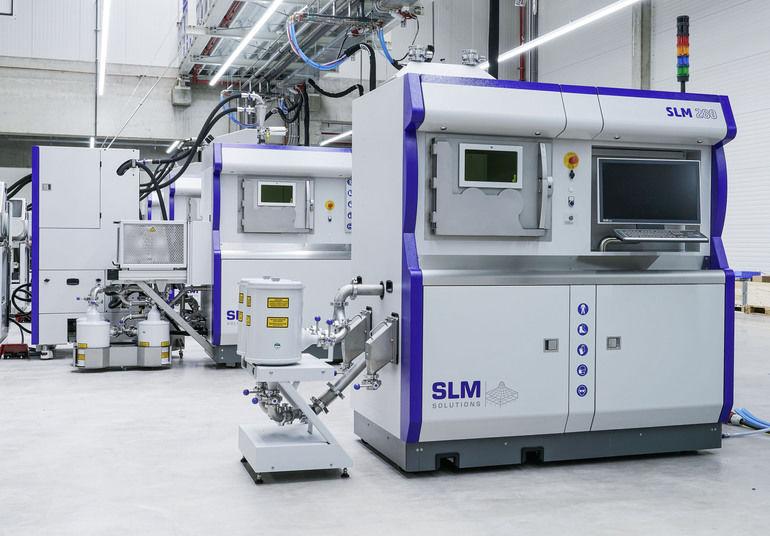 3d-drucker SLM Solution, SLM 260