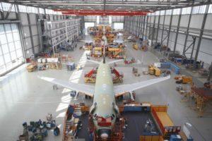 Stratasys-Airbus-Produktionsstätte