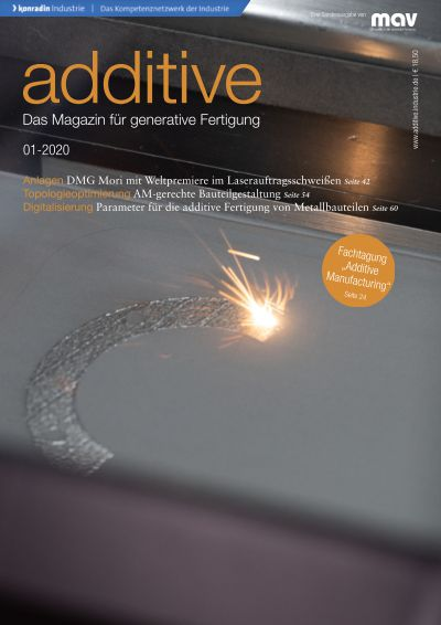 Titelbild additive additive 1