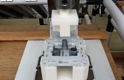 3D-Drucker Stratasys F170 Halter für Produktion